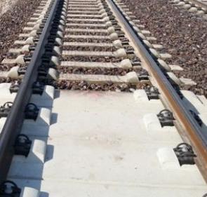 Schotterstabilisierung Fahrbahn